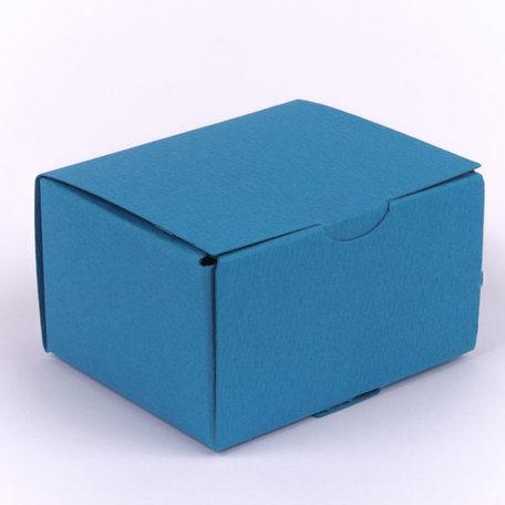 Treasure Box Texture Blue