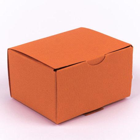 Treasure Box Texure Orange
