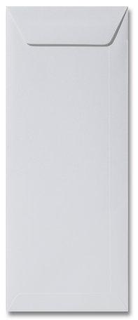 Envelop 12,5 x 31,2 cm Zilvergrijs