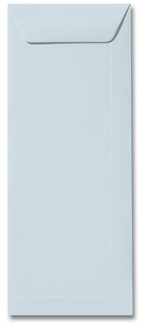 Envelop 12,5 x 31,2 cm Zachtblauw