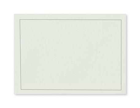 Rouw envelop 12 x 18cm Lichtgroen