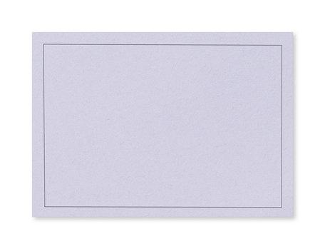 Rouw envelop 12 x 18cm Lavendel