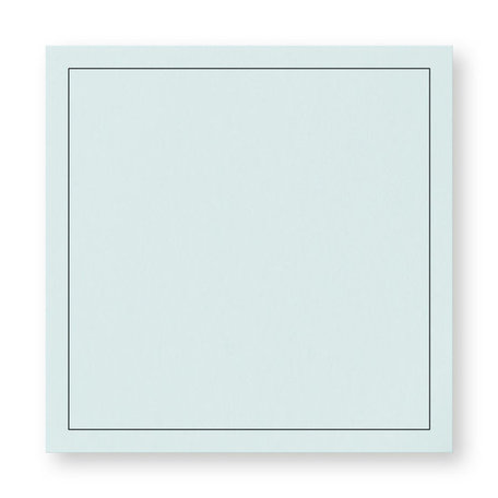 Rouw envelop 16 x 16 cm Zachtblauw