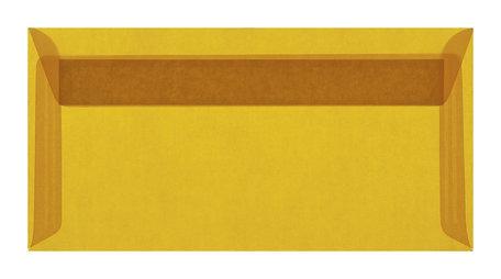 Envelop 11 x 22 cm transparant Oranje