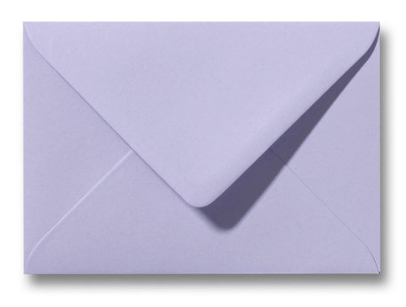 Envelop 12,5 x 17,6 cm Lavendel