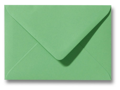 Envelop 12,5 x 17,6 cm Weidegroen