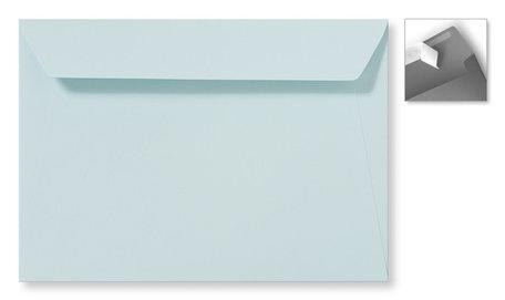 Envelop 15.6 x 22 cm Striplock Zachtblauw