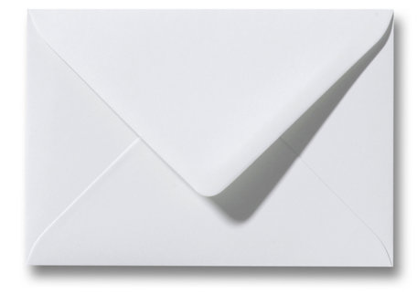 Envelop 11 x 15,6 cm Zilvergrijs
