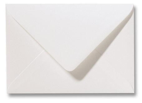 Envelop 11 x 15,6 cm Fiore Gebroken Wit