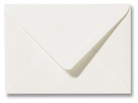 Envelop 11 x 15,6 cm Fiore Ivoor