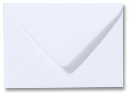 Envelop 11 x 15,6 cm Fiore Wit