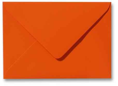 Envelop 11 x 15,6 cm Softskin Oranje
