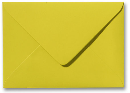 Envelop 11 x 15,6 Softskin Lime