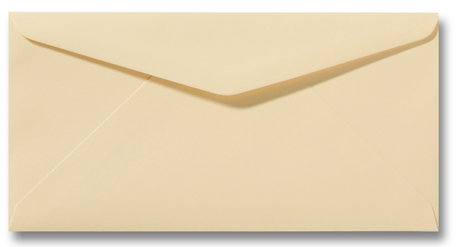 Envelop 11 x 22 cm Chamois