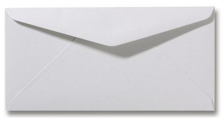 Envelop 11 x 22 cm Dolfijngrijs