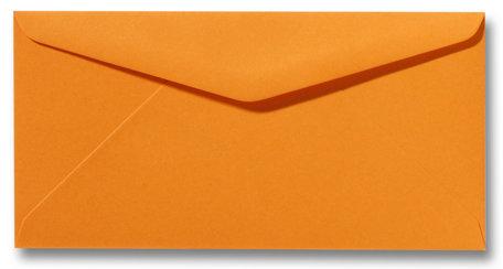 Envelop 11 x 22 cm Feloranje
