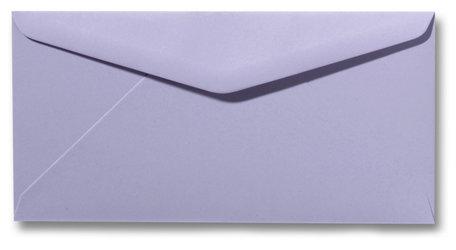 Envelop 11 x 22 cm Lavendel