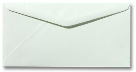 Envelop 11 x 22 cm Lichtgroen