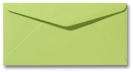 Envelop 11 x 22 cm Lindegroen