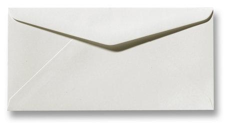 Envelop 11 x 22 cm Fiore Gebroken Wit