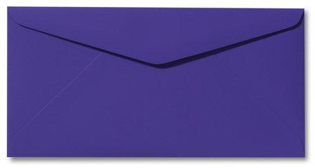 Envelop 11 x 22 cm Softskin Lavendel