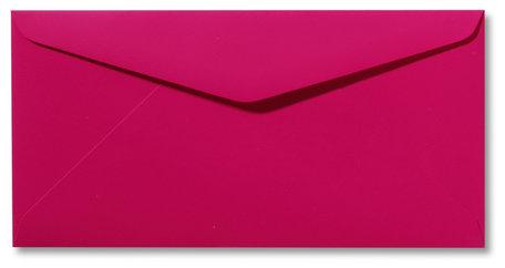 Envelop 11 x 22 cm Softskin Pink