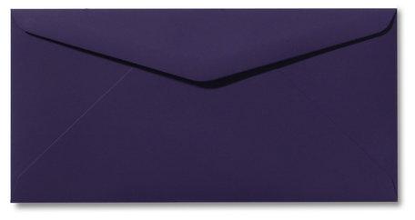 Envelop 11 x 22 cm Softskin Violet