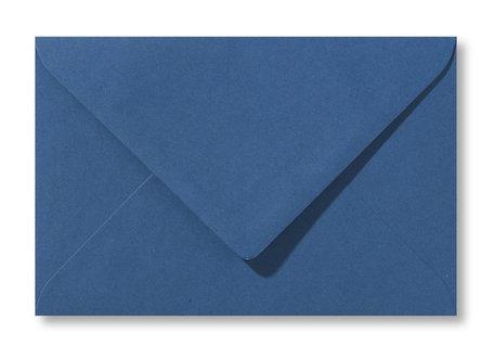 Envelop 12 x 18 cm Nachtblauw