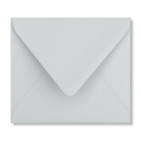 Envelop 12,5 x 14 cm Dolfijngrijs