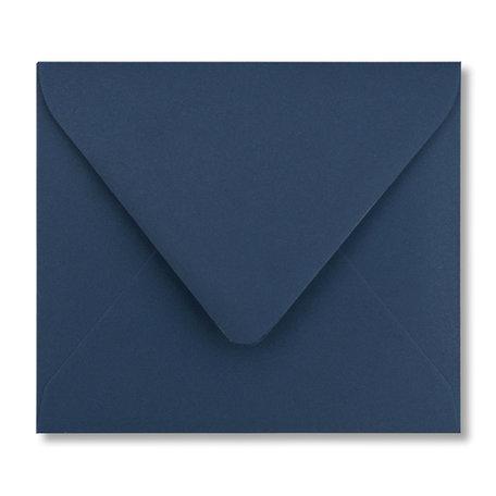 Envelop 12,5 x 14 cm Donkerblauw