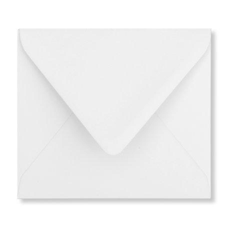 Envelop 12,5 x 14 cm Zilvergrijs