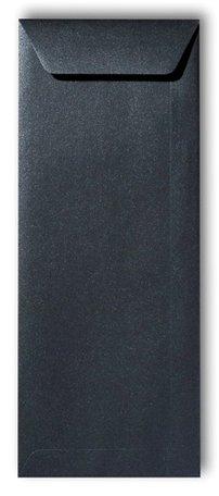 Envelop 12,5 x 31,2 cm  Metallic Black