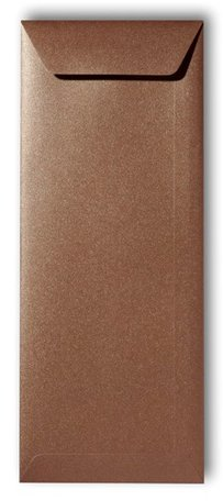 Envelop 12,5 x 31,2 cm  Metallic Cuba