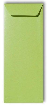 Envelop 12,5 x 31,2 cm Metallic Green