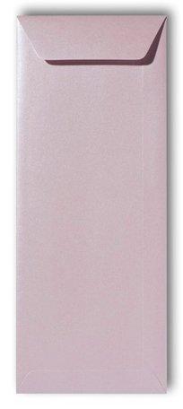 Envelop 12,5 x 31,2 cm Metallic Rose
