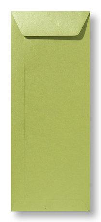 Envelop 12,5 x 31,2 Metallic Olive