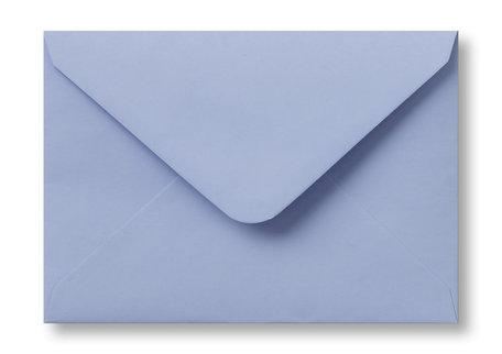 Envelop 13 x 18 cm Babyblauw