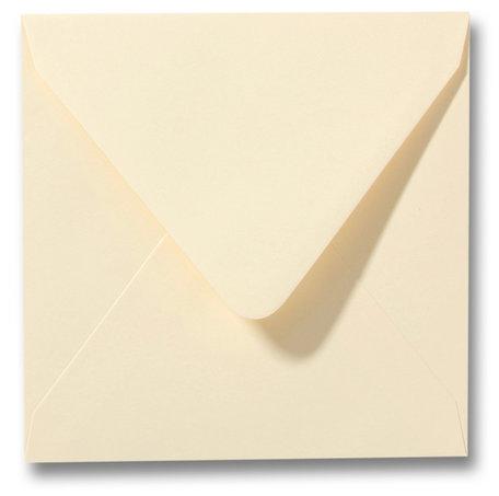 Envelop 14 x 14 cm Chamois