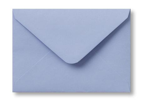 Envelop 15.6 x 22 cm Babyblauw
