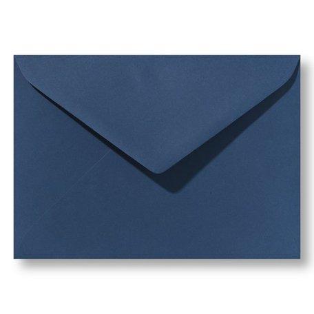 Envelop 15,6 x 22 cm Donkerblauw