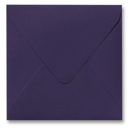 Envelop 16 x 16 cm Softskin Violet