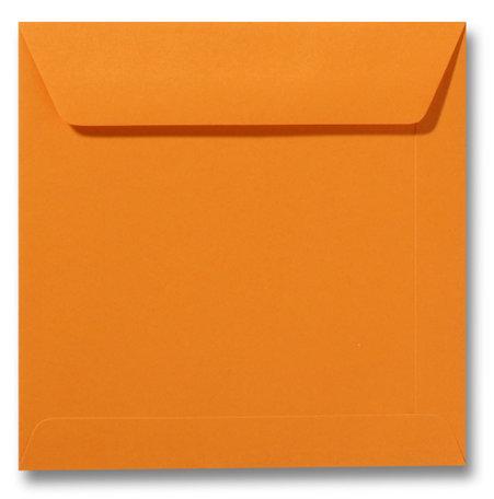 Envelop 17 x 17 cm Feloranje