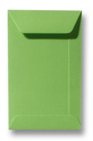 Envelop 6,5 x 10,5 cm Appelgroen