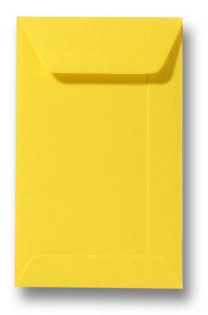 Envelop 6,5 x 10,5 cm Boterbloemgeel