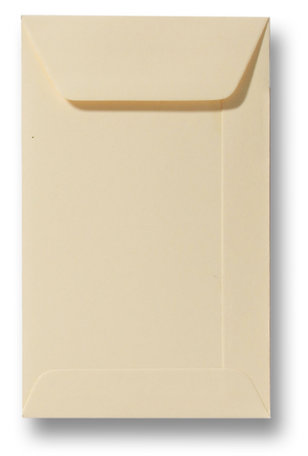 Envelop 6,5 x 10,5 cm Chamois