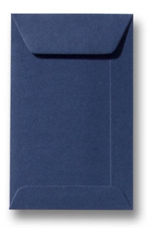 Envelop 6,5 x 10,5 cm Donkerblauw