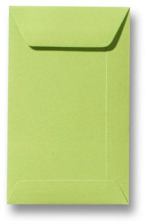 Envelop 6,5 x 10,5 cm Lindegroen