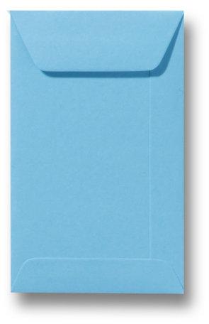 Envelop 6,5 x 10,5 cm Oceaanblauw