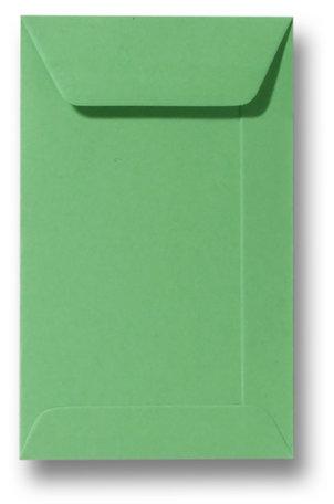 Envelop 6,5 x 10,5 cm Weidegroen