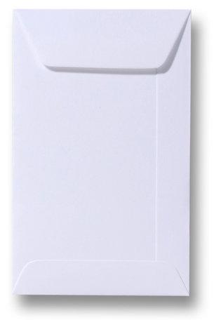 Envelop 6,5 x 10,5 cm Wit